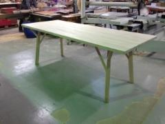 Koivupöytä