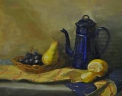 SOLD, 2016, Kannu ja hedelmät