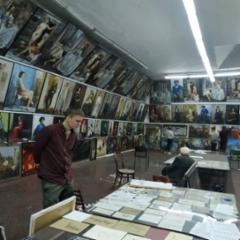 2020, Saint Peterburg Academy of Arts, Studio of Vladimir Pesikov