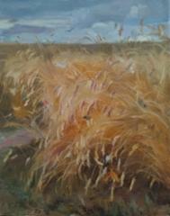Study of Lagoda-Shishkina`s painting, 2020