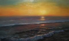 SOLD 2020, Auringonlasku merellä
