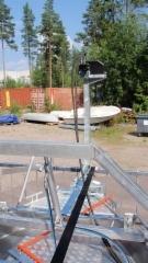 Kaislan niittovene