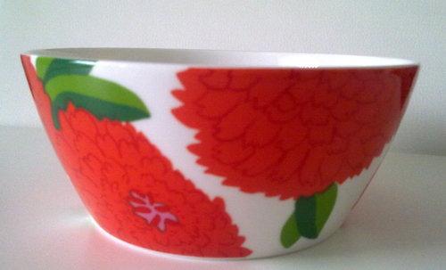 Iittala primavera mansikanpunainen