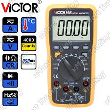 VICTOR 890C+