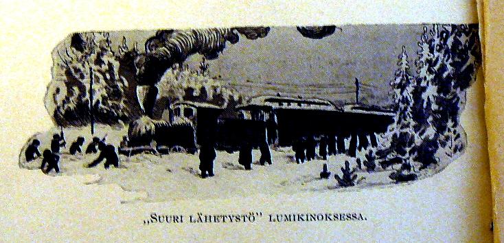Suomalaiset Siirtolaiset Michiganissa
