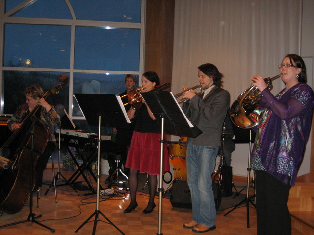 Annikka Wahrmann -konsertti 25.1.2009