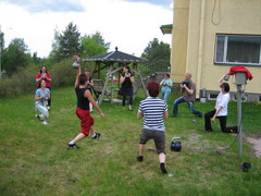 Opettajakunnan valmistautuminen kevään suunnittelupäiville 2009