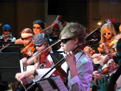Elokuvamusiikin konsertti Suolahtisalissa 15.11.2009