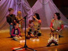 Muskarilaisten ikioma joulukonsertti - Peikkovuoren joulu 12.12.2009