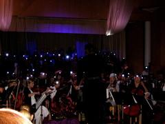 Elokuvamusiikin konsertin nimikkokappale Across The Stars Suolahtisalissa 13.11.2010
