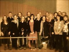 RÄPS! Opettajat vuosimallia 2012 Laukaan opekonsertissa 5.2.2012