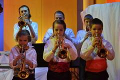 Hola! Trumpetistit Andalucian ylängöiltä 24.3.2012