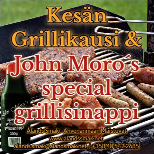 kesan_grillikausi_ja_john_moros_special_grillisinappi_-_alands_smak