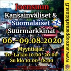 joensuun_kansainvaliset_ja_suomalaiset__suurmarkkinat_06.-09.08.2020__tervetuloa_markkinoille