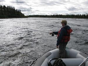 tornionjoki kalastus