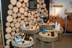 Parker Hannifin hydrauliikkaa Elmia Woodissa