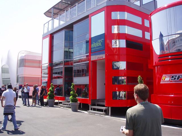Ferrarin motorhome