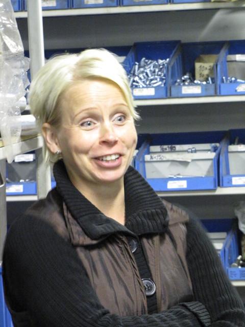 Kesla Taitokuormaaja 2010