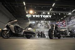 Victory-moottoripyörämalliston uutuudet