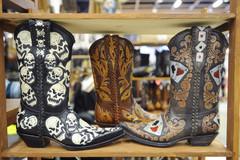 Käsintehdyt bootsit kuuluu asiaan