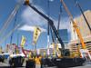 Suomalainen REMU Big Float kelluva kaivukonejärjestelmä sai paljon huomiota osakseen