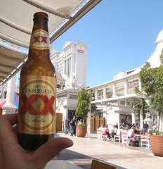 Caesars Palacen terassilla sai XX-olutta. TimberMaxx rantautuu Amerikkaankin...?