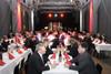Juhlavassa gaalaillassa nautittiin ohjelmasta ja maittavasta tarjoilusta hyvässä seurassa.