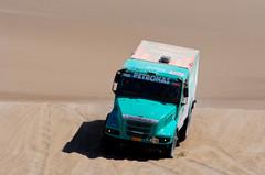 Dakar 2012 kilpailun voittanut Iveco Powerstar valmistetaan ja myydään Australiassa