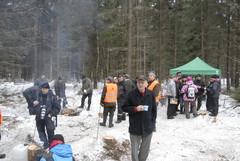 Parisataa metsäalan ammattilaista saapui Lempäälän työnäytökseen