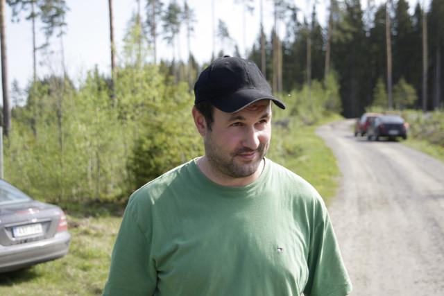 Juhani Hannikainen Etelä-Suomen Puunkorjuu Oy