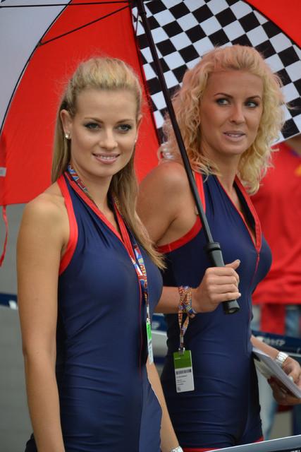 """""""Where is Tuomas?"""" kyselivät Brnon varikkotytöt"""