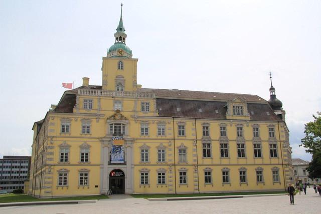 Ruhtinas Oldenburgin linna Saksassa