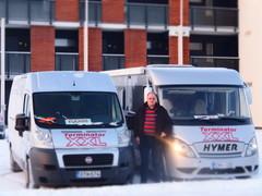 XX Express, Markku Hirvi ja XX BusinessService