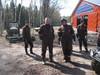 AVS-Yhtiöt Antero Parman Panssarikoulutus Siuntiossa 2.5.2014