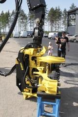 John Deere Forestry Oy Taavetin uusien toimitilojen avajaiset 6.6.2014