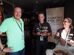 Ammattilehti.fi VIP-tilaisuus