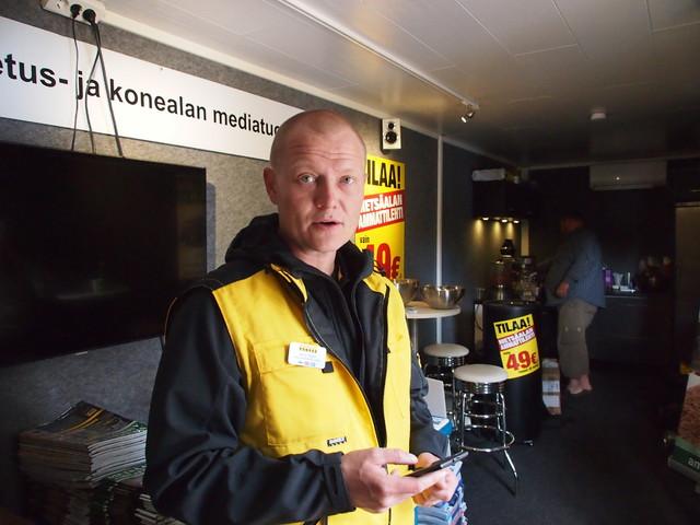 Jarmo Vidgrén, FinnMETKO 2014, Jämsä, 28.-30.8.2014
