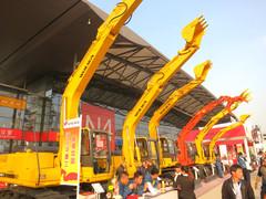 Bauma China 2014 - Shanghai, 25.-28.11.2014