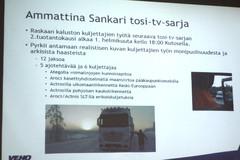 Veho Hyötyajoneuvot, Lehdistöbrunssi, 9.1.2015 Espoo Lommila