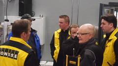 Ponsse avasi 20.2.2015 uuden palvelukeskuksen Rovaniemellä