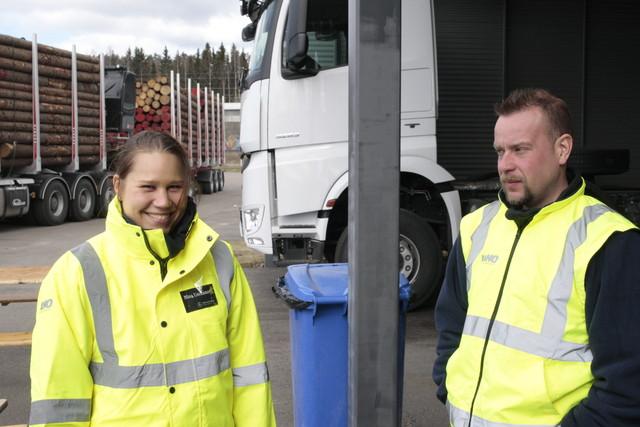 Lahti 20.4. - Puunkuormaajamestari 2015 kiertue