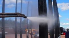 Terminator XXL tolppa on ilmanohjain, joka suuntaa ilmavirtauksen kuormatilaan.