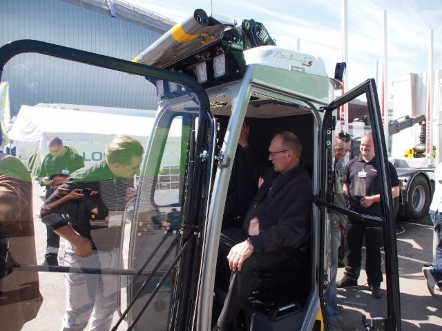 Logistiikka-Kuljetusmessut perjantai 12.6.2015 Messukeskus, Helsinki