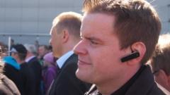 Puunkuormaajamestari 2015 loppukilpailu Helsinki Messuleskus