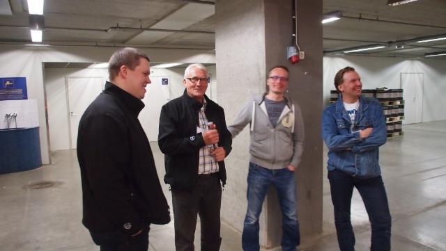 Logistiikka-Kuljetus 2015 -messut, perjantai 12.6.2015 Messukeskus, Helsinki