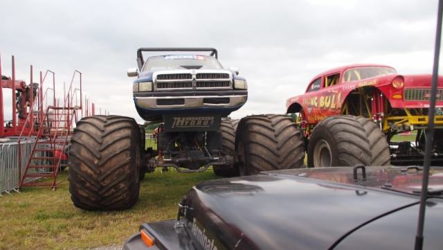 Power Truck Show 2015 Härmä