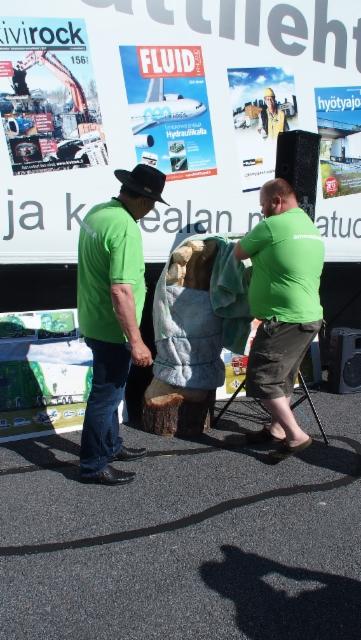 Power Truck Show Härmä 2015