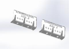 Terminator XXL 8.8 CE pankkorunkokiinnikepari.