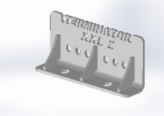 Terminator XXL CE runkokiinnike 2