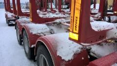 Ensierä Predatoreita on Rovaniemellä